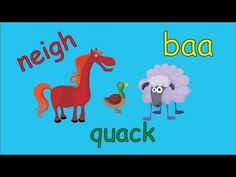 Farm Animal Sounds Song for Kids. For Gracie. Silly Songs, Kids Songs, Music For Toddlers, Toddler Music, Kids Music, Animals For Kids, Farm Animals, Farm Animal Videos, Sound Song