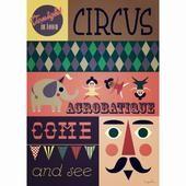 Poster// circus