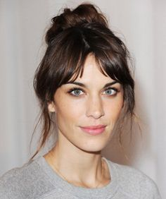 #perfectbangs  #AlexaChung