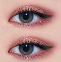 Trendy Eye Korean Make Up Asian Makeup Ideas Trendy Eye Korean Make Up Asian Makeup IdeasBeauty Hacks for Teens - Eye Makeup Tricks - Worth Knowing - DIY Makeup Tips and H # Eyes # Beauty . Korean Makeup Look, Korean Makeup Tips, Asian Eye Makeup, Pink Eye Makeup, Natural Eye Makeup, Cute Makeup, Makeup Eyeshadow, Pink Eyeshadow, Hair Makeup