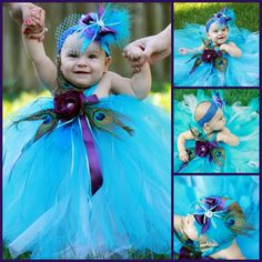 Adorable tutu costume... omg I love how she is swimming in tulle. adorable.