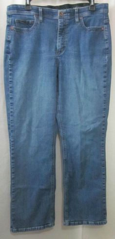 Lee Jeans Size 16 Short Straight Leg 35x28 Free Shipping #Lee #StraightLeg
