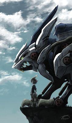 Game Design, Robot Design, Zoids Genesis, Scott Pilgrim Comic, Robot Animal, Gundam Custom Build, Robot Concept Art, Gundam Art, Mecha Anime