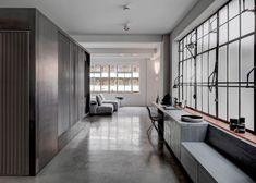 apartamento estilo industrial Londres 6