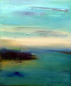 dream of sea Stretched Canvas