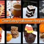 Clean Eating Halloween Recipes