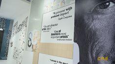 El stand también alberga una zona dedicada en exclusiva a la colección CAS By Carson, cuyas colecciones ya están disponibles en nuestra web,donde el mismo diseñador David Carson dio su toque personal y atendió en una magnífica presentación y una multitudinaria rueda de prensa a miles de fans, diseñadores, arquitectos y periodistas de todos los países que visitaron CEVISAMA. Las colecciones Relax, Caribbean, Graphic y Eight se han convertido ya en las más demandadas de la firma entre…