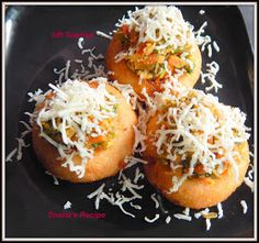 Stuffed Idli Suprise ~ Sneha's Recipe