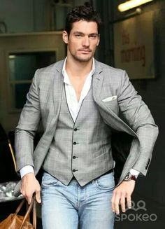 From facebook David Gandy Fans Italia The Heart Before All