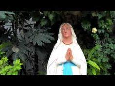 Virgen de Lourdes - YouTube