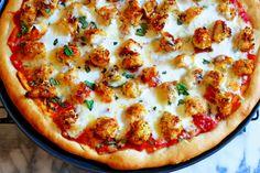 Chicken Parmesan Pizza | Tasty Kitchen