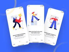 Onboarding Screen Exploration by Imran Molla Application Design, Mobile Application, Design Case, Tool Design, Delivery App, App Design Inspiration, Types Of Buttons, Mobile App Design, Screen Design
