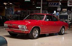 Corvair Corsa - Jay Leno's Garage