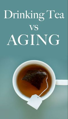 Find out which tea you need to be drinking to get all the anti-aging benefits now on SheFinds. Beauty Makeup Tips, Beauty Advice, Body Cells, Turmeric Tea, Candida Diet, Why People, Health Fitness, Fitness Tips, Skin Makeup