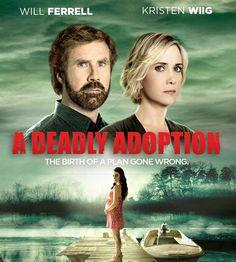 Trailer de A Deadly Adoption la tv movie de Lifetime con Will Ferrell y Kristen Wiig