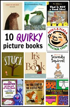 10 quirky books for children from rubber boots and elf shoes