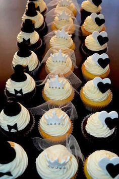 Bildergebnis für cupcakes para bodas