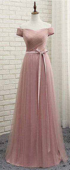 fb2e9a112a5 robe de soirée rose longue épaule dénudée Robe Rose Fushia