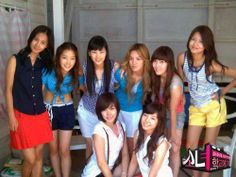 SNSD pre debut Girls Generation