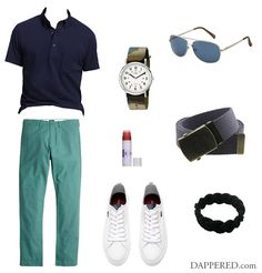 The Under $100 Outfit: Summer Casual but Still Sharp | Dappered.com