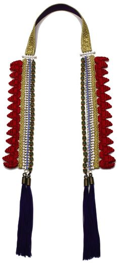 akong necklace tie