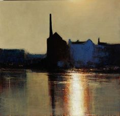 Les Peintres Vivants (2) Andrew Gifford | MT'S/////Peinture