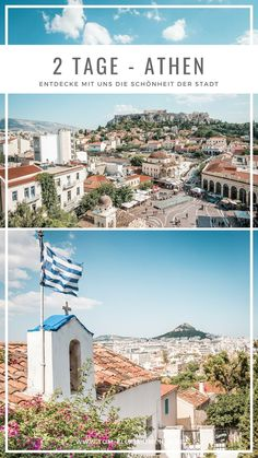 Athens short break Our 6 highlights for the Greek capital Europe Destinations, Us Travel, Travel Tips, Portugal, Reisen In Europa, Destination Voyage, Athens Greece, Athens Beach, Athens Acropolis