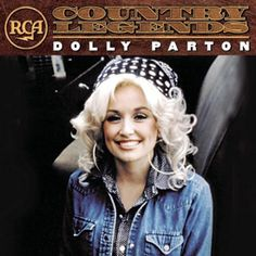 Dolly Parton . . . a country girl can survive. . .
