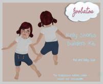 Zoobatos - Kelly Shorts Builder's Kit