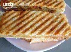 Patatesli Tost (Mutlaka Deneyin) Waffles, Bread, Breakfast, Food, Breakfast Cafe, Essen, Waffle, Breads, Baking
