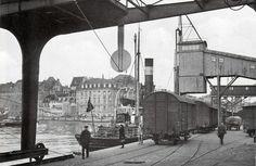 ca 1937 Koenigsberg Hafen