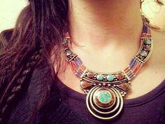 #Metallo e #pietre - #Frida #Creazioni