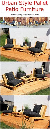 There are many attractive styles to create the patio furniture, but the urban style reclaimed wood pallet patio furniture looks amazing. Those who love to enjoy the time sitting on the patio with the …