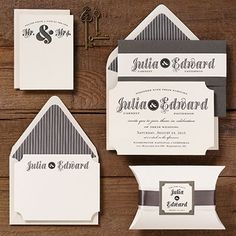 Wedding Invitation Ideas | Paper Source