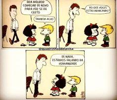 Será que reiniciando dá jeito?! =) - #Mafalda - Gostou e ainda não nos segue? SIGA @quadrinhosdelavita (instagram e facebook) porque sua presença é muito importante para nós! Seja muito bem-vinda(o)! =) #quadrinhosdelavita - - - #quadrinhos #tirinhas #livros #vida #tirinhas #mundo #humanidade #pensamentos #trechos #versos #gratidao #gratidão #felicidade #força #focoforçafé #focoforçaefé #forca #objetivos #metas #pensar #sucesso #feliz #sabedoria #instafrases #foco #fé by quadrinhosdelavita