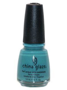 China Glaze Custom Kicks