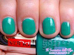 Lasting Color 717 Fluo Green @PUPA MILANO