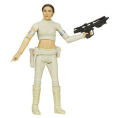 Star Wars The Black Series Padmé Amidala Figure 3.75 Inches - Action & Toy Figures #action #figures #kids #toys #Christmas #gift #wish #list #holiday