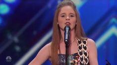12 year old, @KadieLynn  sings Twinkle, Twinkle Lucky Star  |  #AGT  https://YouTu.be/VNqmaXbkgVw  via @YouTube, #Amazing