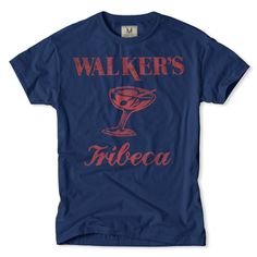 Walker's Tribeca T-Shirt by Tailgate