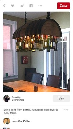 Wine Barrel Tables For Sale These Tables Have A