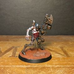 The Convertorum: Necrotic Rotstalker