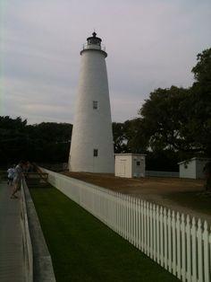 Ocracoke Lighthouse OBX