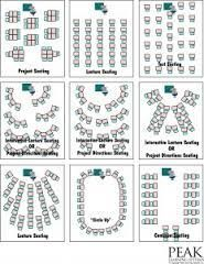 classroom seating charts