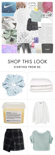 """Starboy"" by lucidmoon ❤ liked on Polyvore featuring Selfridges, Davines, Chanel, Violeta by Mango, Chicwish and Fujifilm"