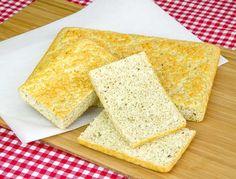 Herby Sandwich Bread (Focaccia) / @DJ Foodie / DJFoodie.com