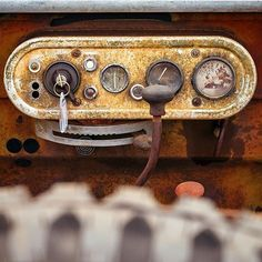 Land Rover Series One Panel Control Advanced System. Lol) Lobezno.