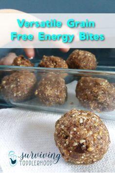 Grain Free Energy Bi