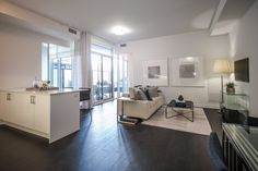 Touring the brand new model suite at The College Condominiums in downtown Toronto
