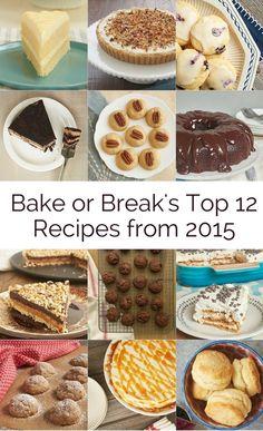 Best of Bake or Break 2015
